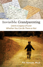 Invisible Grandparenting Book Cover