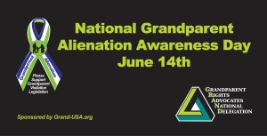 Grandparents Alienation Awareness Day Banner copy