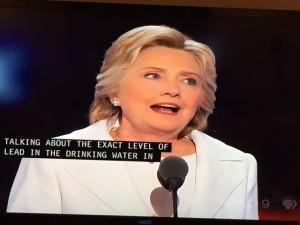 Hillary @ DNC